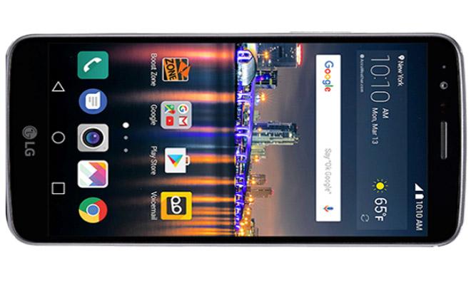 رام رسمی اندروید 7 برای k8 2017