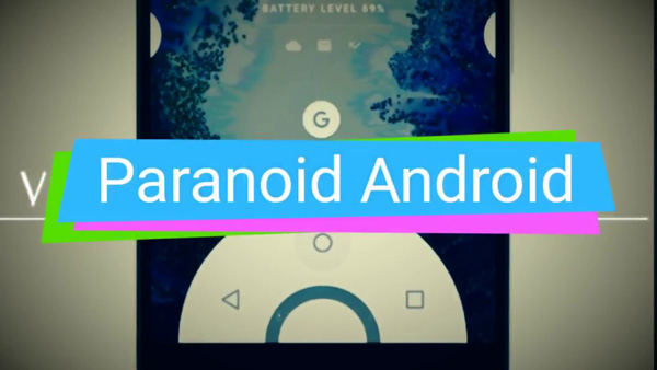 paranoid android for mi5