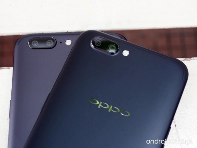 OnePlus 5 و OPPO R11