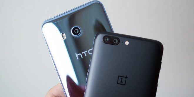 OnePlus 5 vs HTC U11