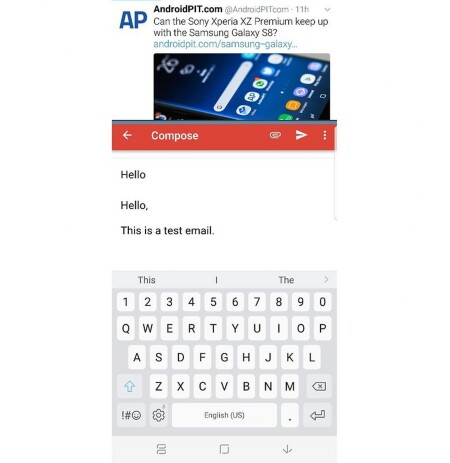ترفندهای استفاده از گوشی SAMSUNG GALAXY S8
