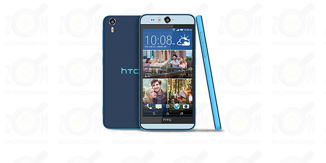 HTC Desire Eye firmware