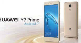 رام رسمی هواوی Y7 Prime