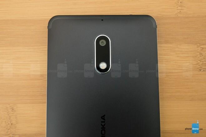 دوربین نوکیا 6
