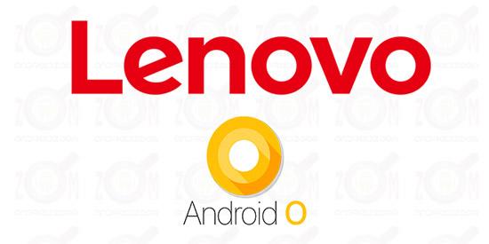 لیست اندروید 8 برای گوشیهای لنوو
