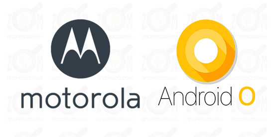 لیست اندروید 8 برای گوشیهای موتورولا