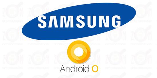 لیست اندروید 8 برای گوشیهای سامسونگ