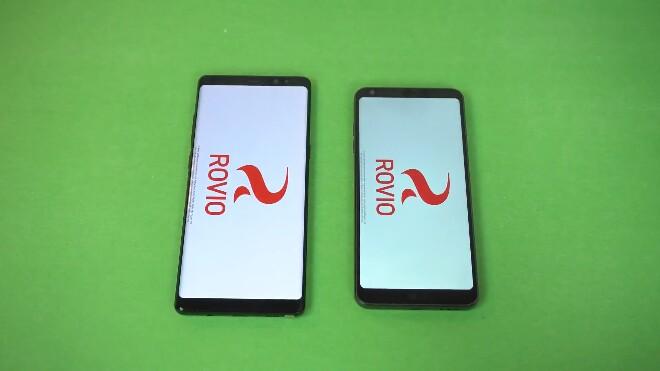 Galaxy Note 8 و LG G6