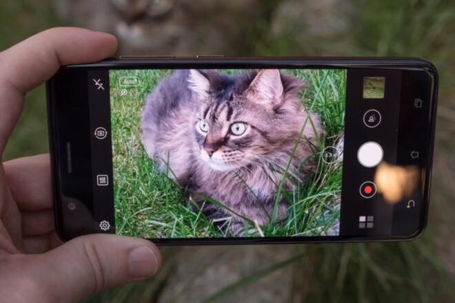 دوربین زنفون 3 زوم