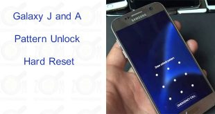 Galaxy J5 and J7 Pattern Unlock and Hard Reset