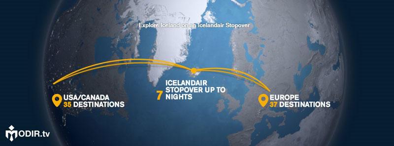 Icelandair's-Stopover-Program