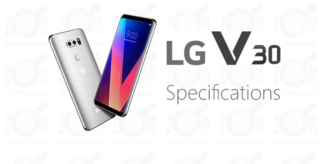 LG-V30-Specifications