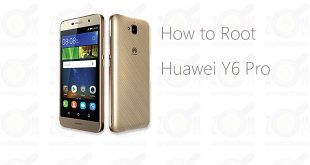 StockRom PreRoot for Huawei Y6 Pro