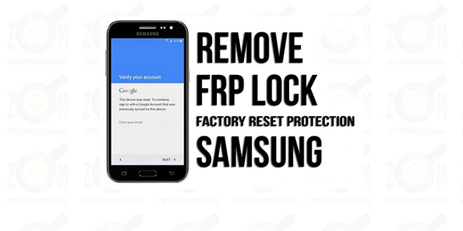 how to create all samsung frp reset file