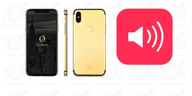Ringtone iOS 11
