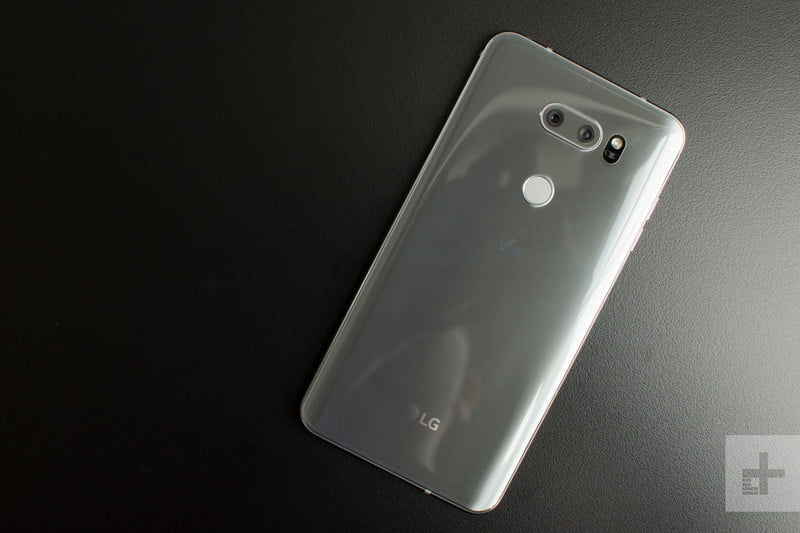 طراحی LG V30