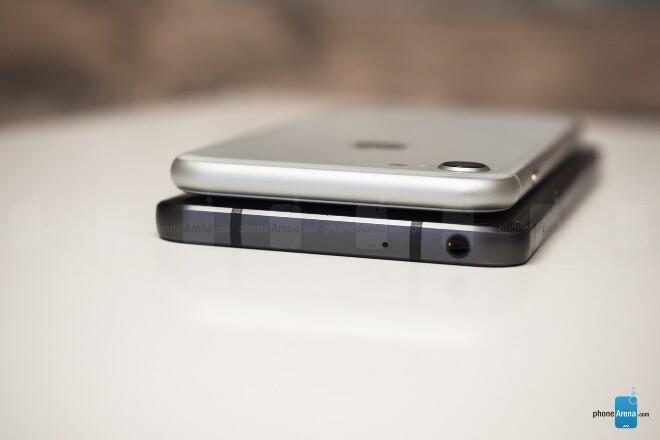 گوشی های آیفون 8 و LG G6