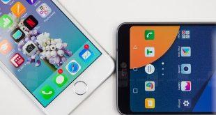 Iphone 8 vs G6
