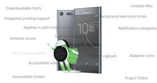 android 8 xz permium