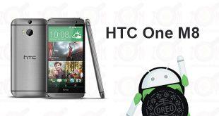 اندروید 8 برای HTC M8