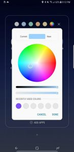 Color Picker for Folders