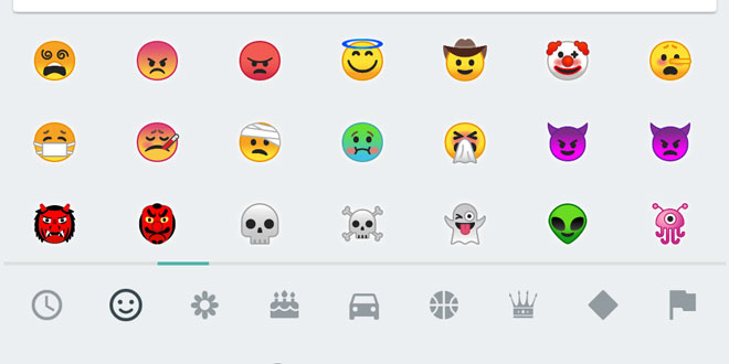 emoji android8.0