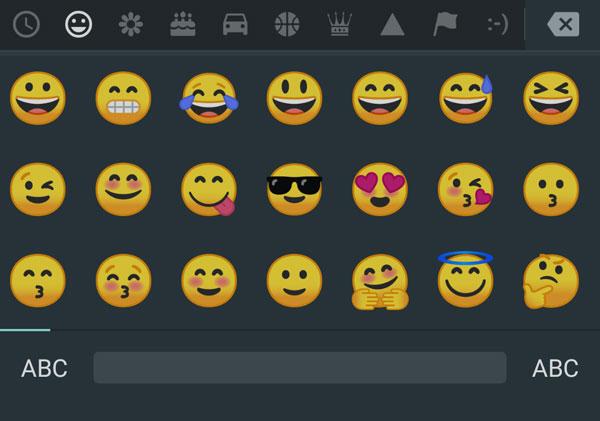 emoji android O