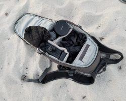 بررسی عملکرد دوربین S8 Active