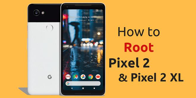 root pixel 2