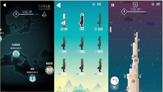 معرفی و دانلود بازی آرکید The Tower Assassin's Creed