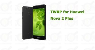 twrp for nova2plus