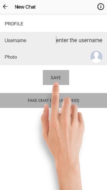 ساخت چت جعلی در دایرکت اینستاگرام