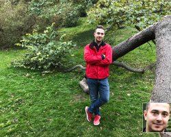 نمونه عکس ثبت شده با iPhone X