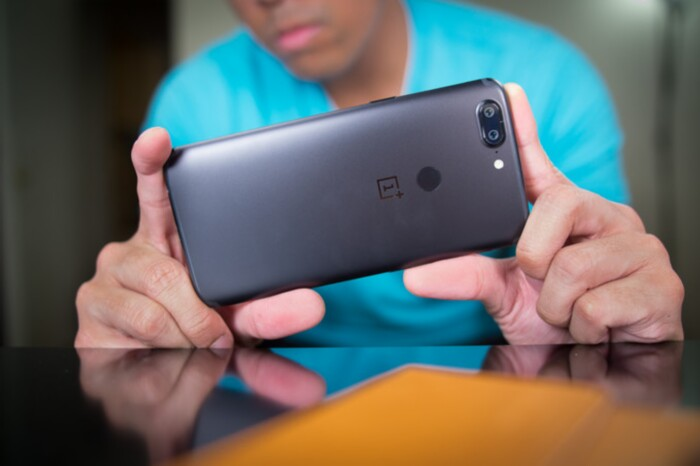 دوربین OnePlus 5T