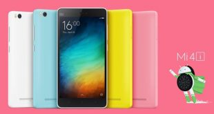 mi4i android 8 firmware