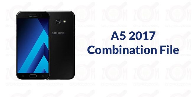 A5 2017 combination file