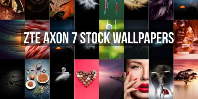 ZTE Axon 7 wallpapers