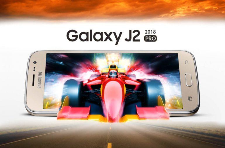 J2 Pro 2018