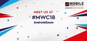 کنگره ی جهانی موبایل 2018 MWC