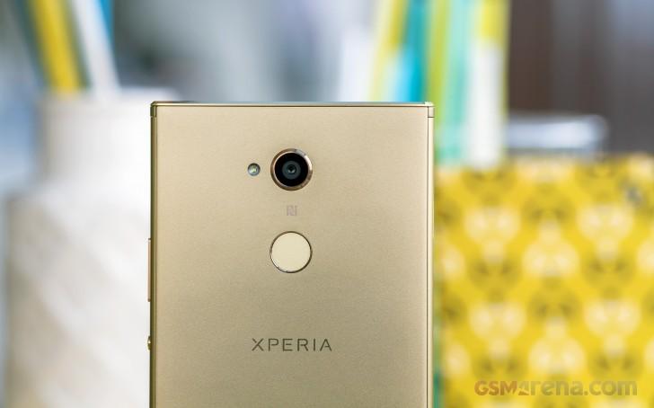 دوربین گوشی اکسپریا XA2 اولترا