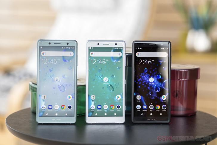 معرفی گوشی های Xperia XZ2 و Xperia XZ2  کامپکت