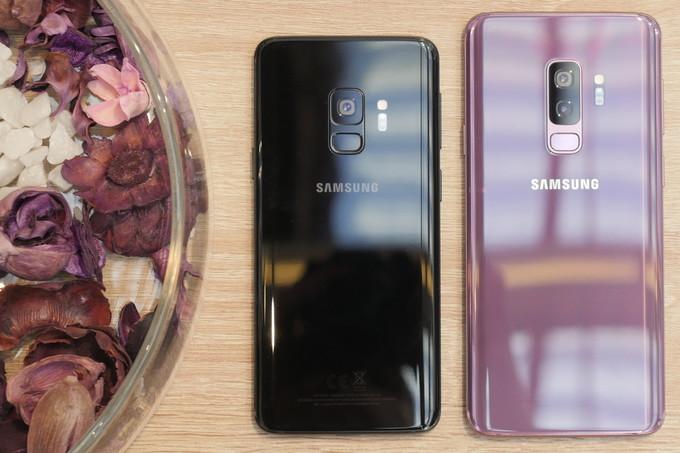 گوشی های گلکسی اس 9 و اس 9 پلاس معرفی شدند