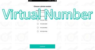 virtual-number