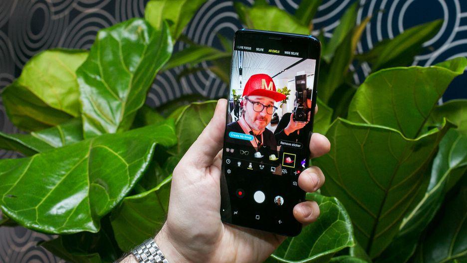 دوربین Galaxy S9