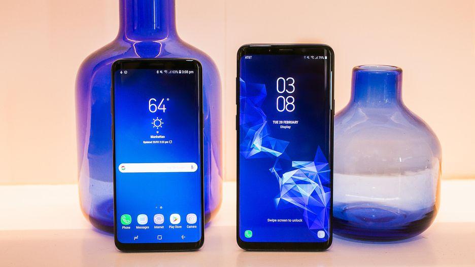 طراحی و کیفیت ساخت Galaxy S9