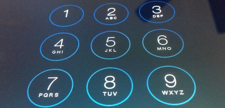 از متدهای امنیتی در گوشی خود استفاده نمایید