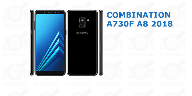 فایل کامبینیشن A8 Plus 2018 A730F