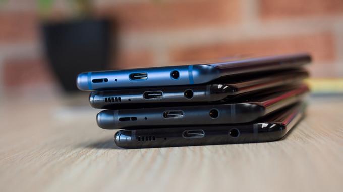 مقایسه سخت افزار و عملکرد گوشی های Galaxy S8 Plus و Galaxy S9 Plus