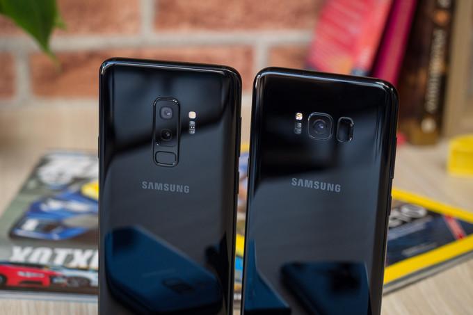 مقایسه دوربین گوشی هایGalaxy S8 Plus و Galaxy S9 Plus
