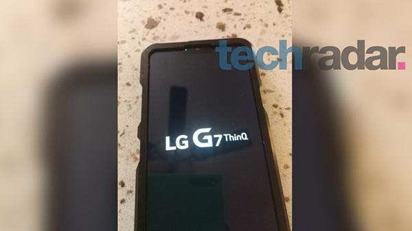 گوشی هوشمند LG G7 ThinQ